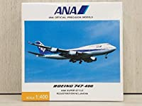 ANA 1/400 ボーイング BOEING 747-400 ANA SUPER STYLE JA404A NH40000