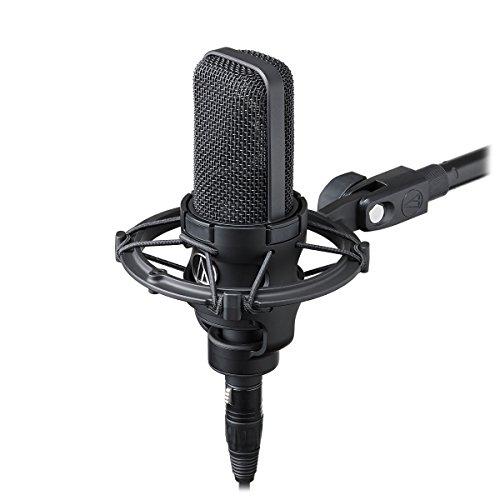audio-technicaコンデンサーマイクロホンAT4040単一指向性DCバイアス方式1インチ大口径ダイアフラム