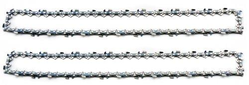 "2 Stihl Sägeketten 3/8\"" 1,6 mm 60 GL - 40 cm Vollmeißel RSC 3621 000 0060"