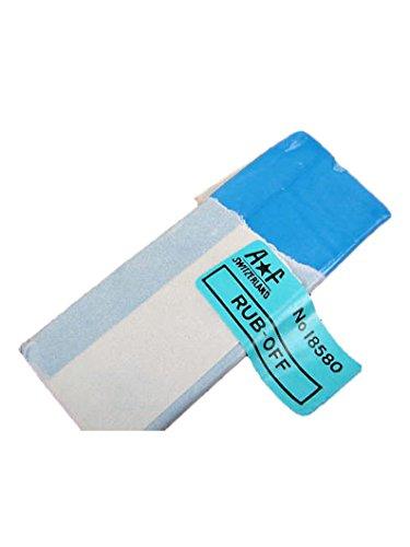 A*F Swiss Rub-Off Reinigungsmasse Blau Uhrmacher Reinigen Staub entfernen Uhren