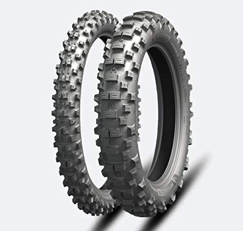 Paire de pneus Michelin Enduro Medium 90/90-21 54R 140/80-18 70R