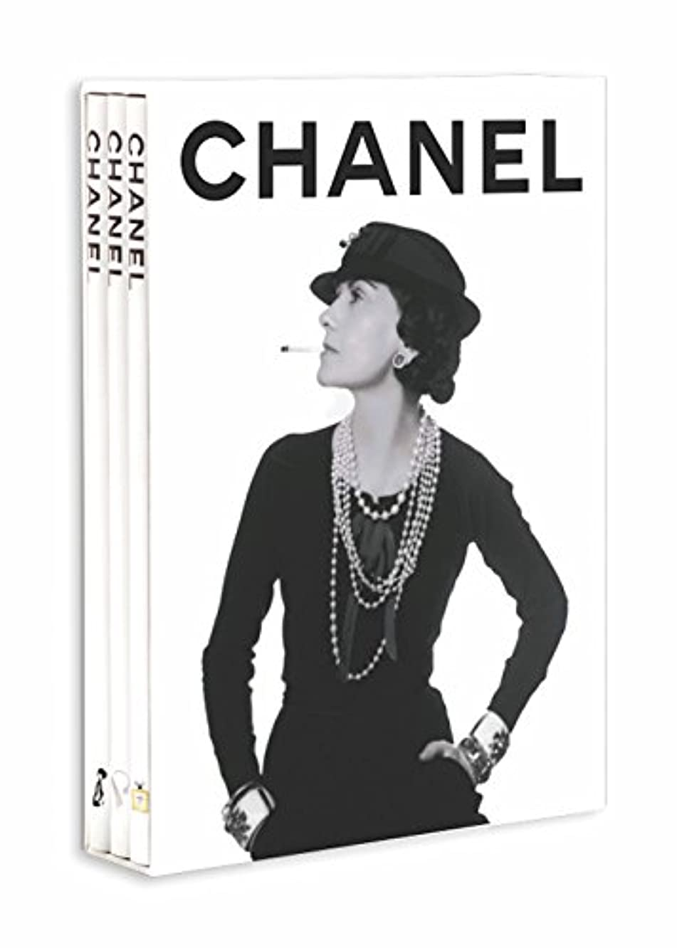 Chanel: Fashion/ Fine Jewellery/ Perfume (Set of 3 Books) (Memoire)