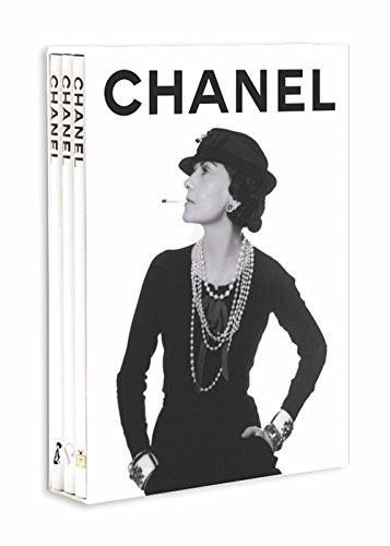 Price comparison product image Chanel: Fashion / Fine Jewellery / Perfume (Set of 3 Books) (Memoire)