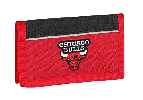 Portefeuille NBA Chicago Bulls Rouge