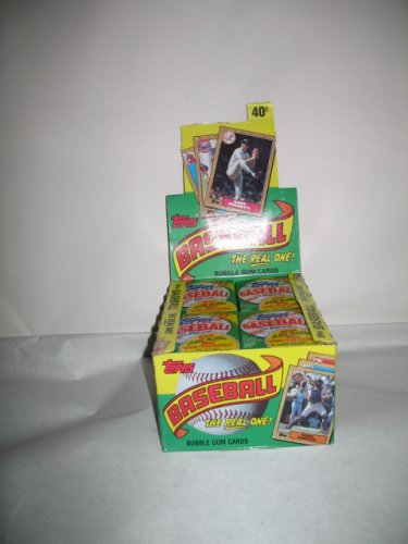 25 packs of baseball cards - ALL packs 15-25 years old ! !