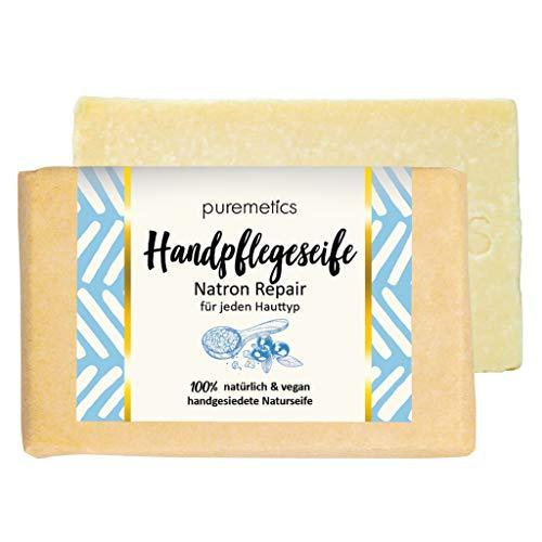 puremetics Zero Waste Handpflege-Seife