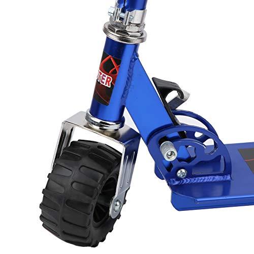 Kid Scooter, Scooter de pedales de dos ruedas, Niñas para niños Niños Niños