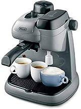 الة تحضير القهوة و الاسبرسو بالبخار EC8 من ديلونجي بقوة 800 واط - رمادي