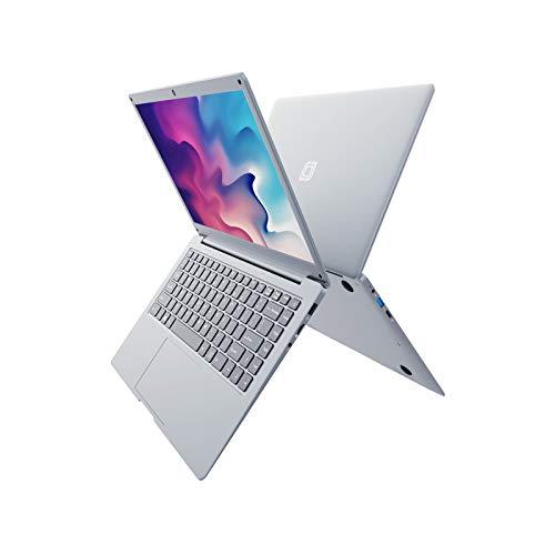 Jumper Ordenador portátil EZbook S5 de 14 Pulgadas FHD 8GB RAM 256GB SSD Windows 10 Intel N3450 Quad Core, máximo Soporte de 256GB ampliación de Tarjeta TF (Gris)