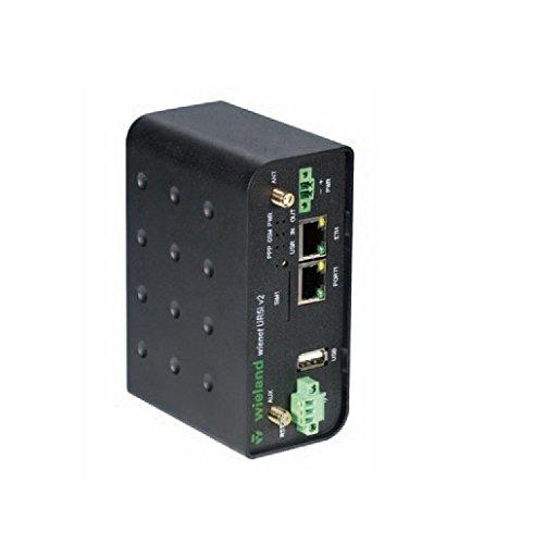 Wienet UR5i V2 mobiele router UMTS/HSPA+ (3,5G) kunststof levering: 1 stuk.