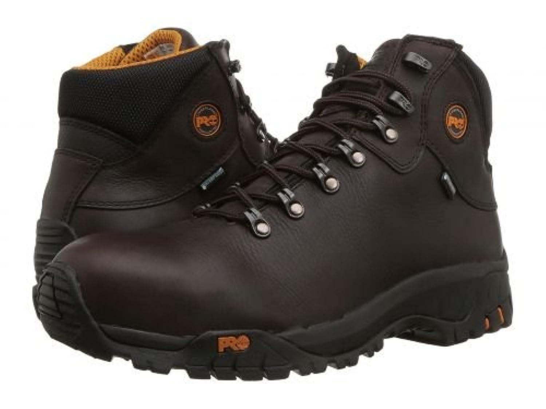 Timberland PRO(ティンバーランド) メンズ 男性用 シューズ 靴 ブーツ 安全靴 ワーカーブーツ Titan Trekker Alloy Toe Waterproof - Worchester Rancher [並行輸入品]