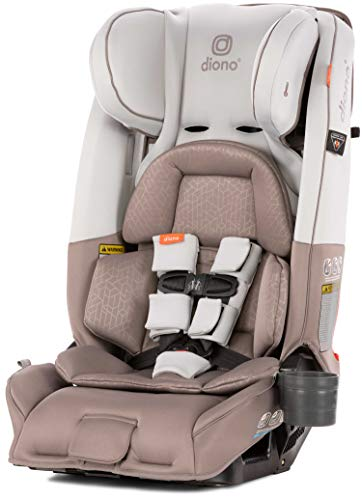 Diono 2019  Radian 3RXT All-in-One Convertible Car Seat, Grey Oyster