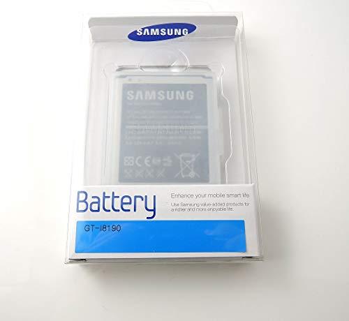 SAMSUNG Original Akku EB-L1 M7FLU für Galaxy S3 Mini i8190 mit NFC, Blisterverpackung