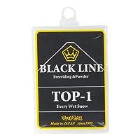 マツモトワックス 固形タイプ Black Line Top1 湿雪用の滑走ワックス スノーボード スキー WAX マツモトWAX フッ素 高配合 50g Every Wet Snow