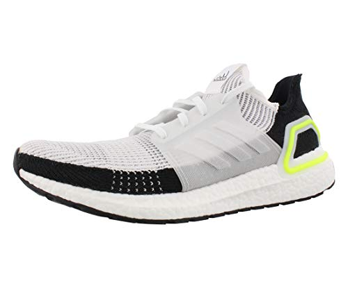 adidas Ultraboost 19 Shoes Men's, White, Size 8.5