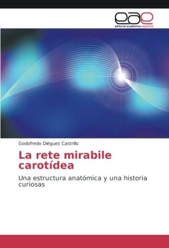 La rete mirabile carotídea: Una estructura anatómica y una historia curiosas