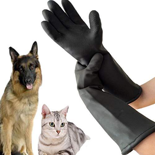 Tierbehandlung Handschuhe Beißen Proof, Haustier-Handschuh Für Kosmetik, Anti-Scratch Anti-Biss-Schutzhandschuh, Bissschutz-Handschuhe Für Baden, Pflegen & Handling Katzen, Kleine Hunde, Kleintiere