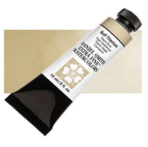 Extra Fine Watercolor - 15 ml Tube (Part 2) (Buff Titanium)