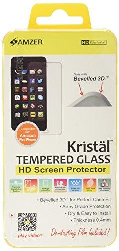 Amzer AMZ97123 - Protector de Pantalla (Teléfono móvil/Smartphone, Amazon, Resistente a rayones, 1 Pieza(s))