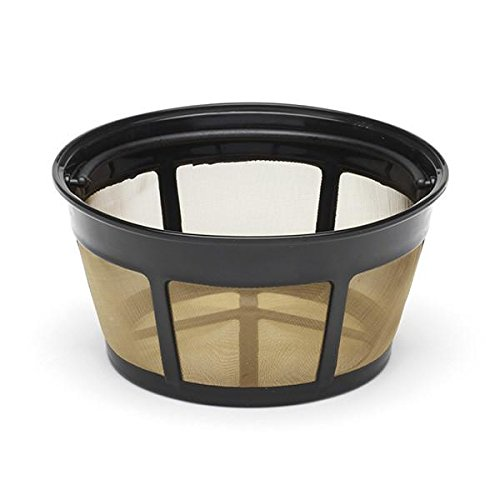 Breville Gold Tone Coffee Filter for use with the YouBrew BDC600XL and BDC550XL and the Grind Control BDC650BSS drip coffee makers