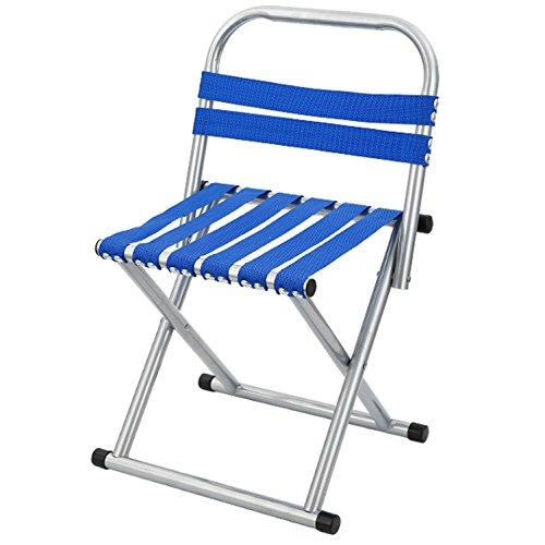 GAOJIAN Convenience-Type Nylon Gürtel Folding Hocker Klappstuhl Stuhl Portable Kleine Bank Outdoor Fischen Hocker Licht Hocker Lager Kapazität 120Kg