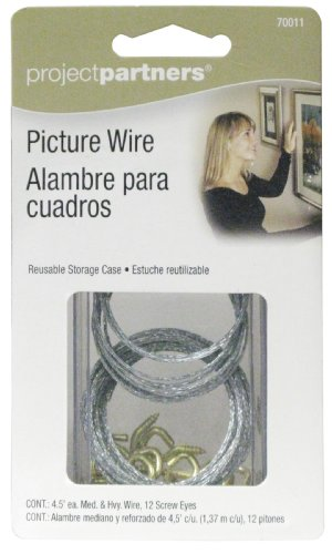 Project Partner 70011 Picture Wire