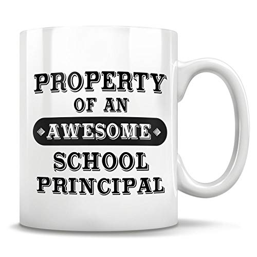School Principal Gift, School Principal Mug, School Principal Coffee Cup