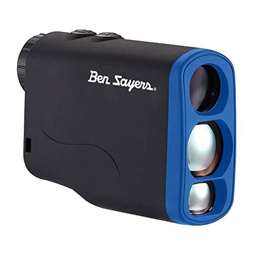 Ben Sayers LX1000 G6505 Vibrating Lock Golf Laser RangeFinder Black/Blue