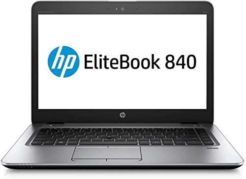 HP Elitebook 840 G3 - Ordenador portátil de 14' (Intel Core i5-6200U, 8 GB RAM, Disco SSD de 240GB, Windows 10 Profesional) (Reacondicionado)