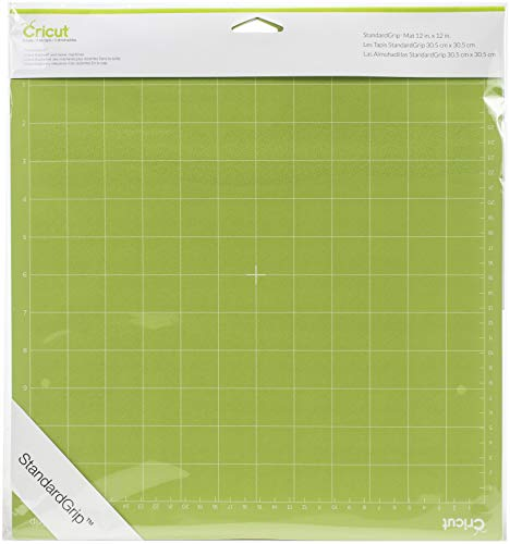 Cricut Cutting Mats - 12' x 12' Standard Grip Cutting Mat (2 Pack)