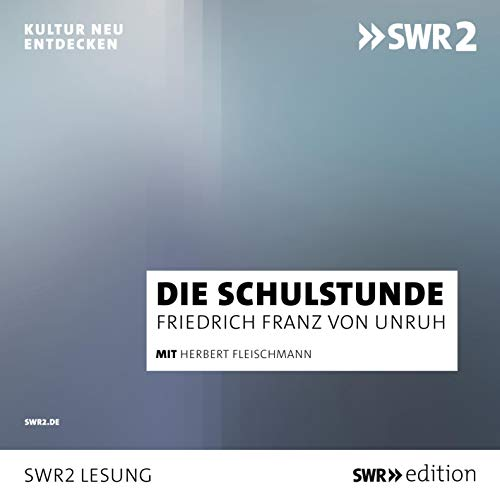 Die Schulstunde  By  cover art