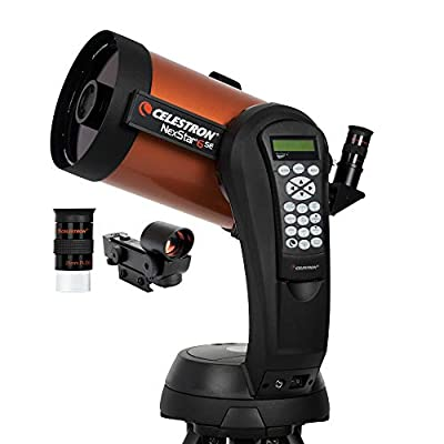 Best Serious Compound: Celestron NexStar 6 SE Telescope