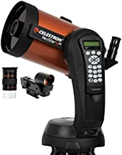 Celestron - NexStar 6SE Telescope - Computerized Telescope for Beginners and Advanced Users - Fully-Automated GoTo Mount - SkyAlign Technology - 40,000 plus Celestial Objects - 6-Inch Primary Mirror