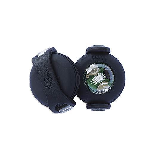 curli Sicherheits-LED luumi, schwarz