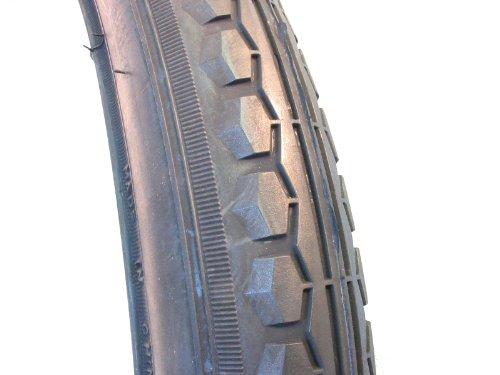 Filmer Fahrradreifen / Fahrraddecke 20 x 1,75 Standard, schwarz, 45302