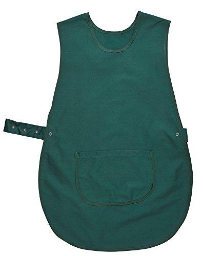 Portwest Mandil Con Bolsillo, Color: Verde Botella, Talla: L/XL, S843BGRL/XL