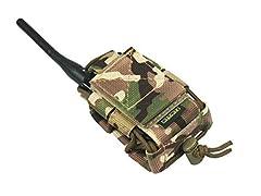 High quality fit for Radio Phone GPS BaoFeng BF-F8HP UV-5R UV-82HP UV-5X3 UV-82C Garmin Retevis Motorola T460 T600 MR350R MH230R Midland Arcshell Maximum dimensions: 5.11 x 2.75 x 1.57 inch____ 130 x 70 x 40 mm Minimum dimensions: 3.54 x 1.77 x 0.47 ...