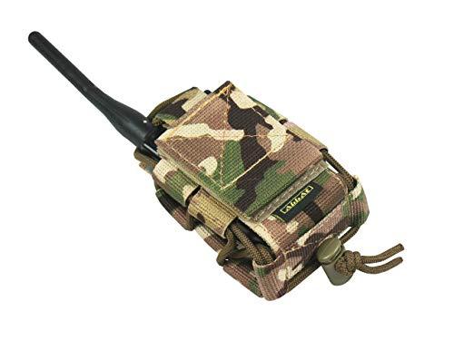 tactic.world M.O.L.L.E Pouch Bag Radio Phone GPS (Multicam)