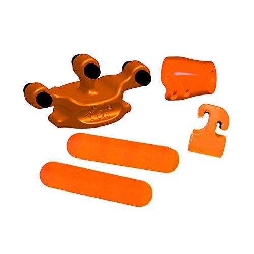 PSE Shock MODZ Orange Color Package Rubber Vibration Dampening Set 01290OR