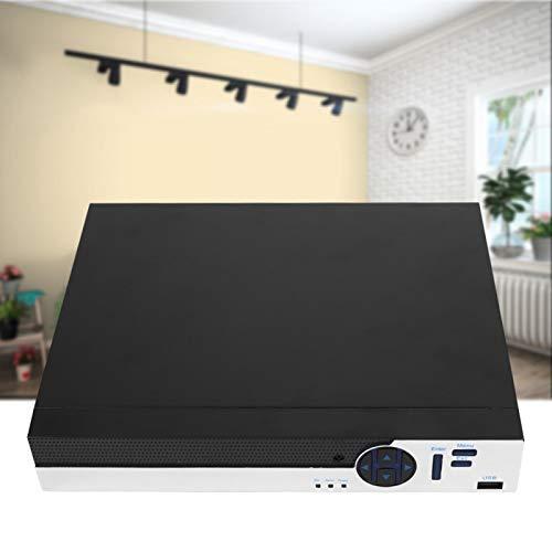 Pwshymi El Modo de Red admite cámaras de vigilancia 1080P Acceso Remoto Misma IP Red de una tecla Acceso a múltiples navegadores, para Seguridad(100-240V European Standard)
