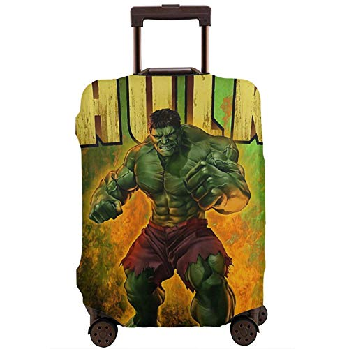 Suitcase Protector The Incre_Di_Ble Hu_L_K Elastic Protective Washable Luggage Cover Luggage Sets for 18-32 Inch