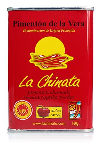 Paprika Fumé Doux La Chinata 160 gr.