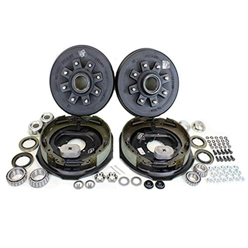 Southwest Wheel 7,000 lbs. Trailer Axle Electric Brake Kit