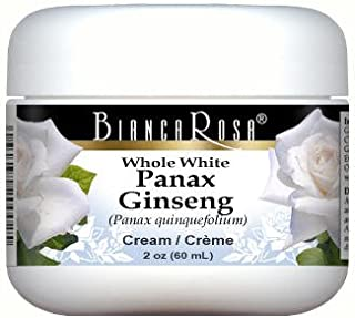 Panax Ginseng (Whole White) - Cream