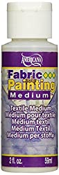 DecoArt fabric painting medium