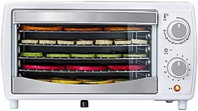 Un sèche-alimentaire, machine de séchage des fruits machine déshydrateur thermostat réglable ensemble 38~78 ° C 5 comparti...