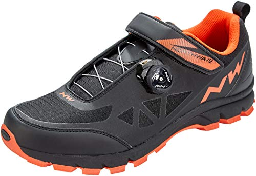 Northwave Corsair Bicycle Shoes Negro, Tamaño:gr. 43