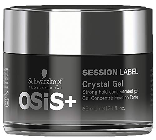 OSiS + Session Label Crystal Gel, 1.69 Ounce