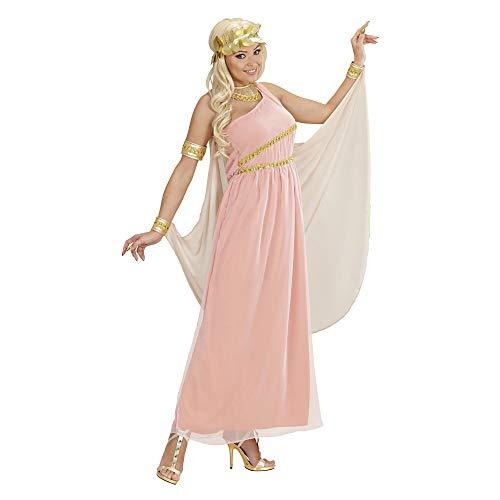 WIDMANN Widman - Disfraz de afrodita romana para mujer, talla M (72002)