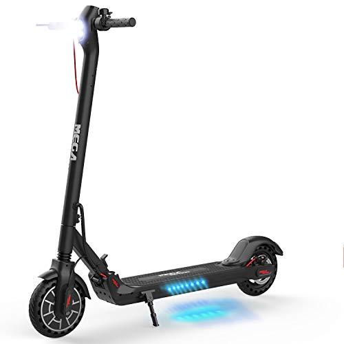 "MARKBOARD Elektro Scooter ABE Elektroroller 8.5"" 350W Akku 7,5 Ah mit App Funktion, DREI Geschwindigkeitsmodi Faltbar Cityroller"